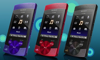 S Series Walkman MP3 Players