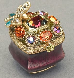 Chrisala Jeweled Box