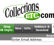 Collections Etc Coupons and Deals
