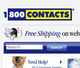 1800 Contacts Coupons and Deals