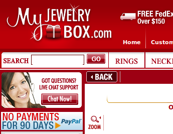 Myjewelrybox Coupons and Deals