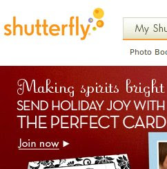 Shutterfly Coupons and Deals