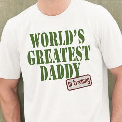Personalized Worlds Greatest Dad T-Shirt