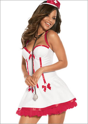 Sexy Nurse Halloween costume
