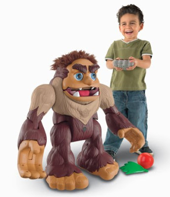 Bigfoot the Monster kid toy