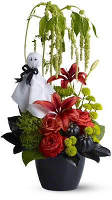 Halloween Ghostly bouquet