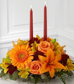 FTD Thanksgiving Centerpiece