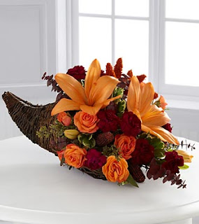 FTD Thanksgiving Cornucopia