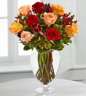 FTD Thanksgiving bouquet