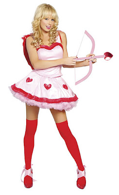Naughty Cupid Costume