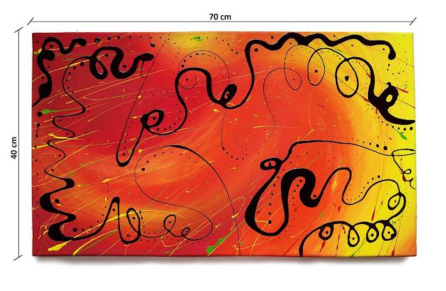 Cuadros valentina colores vivos - Cuadros colores vivos ...