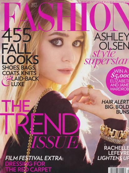 Ashley in Fashion