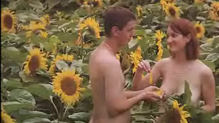 france Naked in
