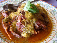 Lamb Shoulder in Cafe de Paris sauce