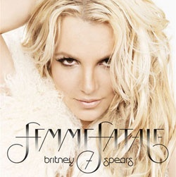Britney Spears son nouvel album Femme Fatale.