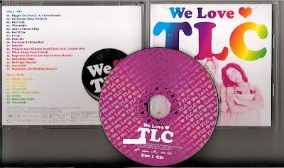 [专辑下载]TLC-We Love TLC(2009) - chanel115 - 欧美音乐下载.....