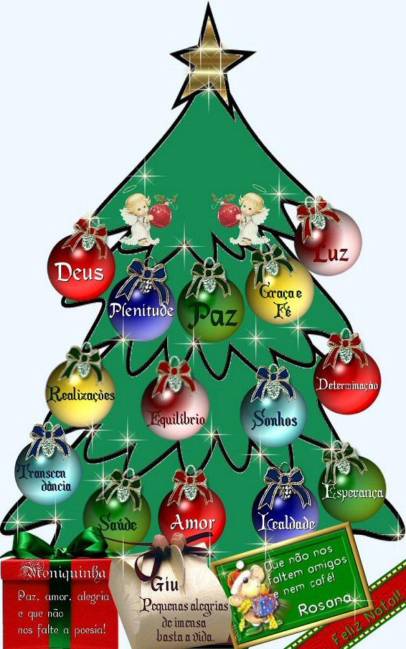 Nossa mensagem de Natal