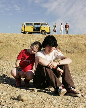 Little Miss Sunshine movies in France