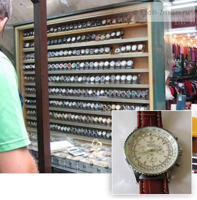 Часы, Куала-Лумпур, Чайна-таун