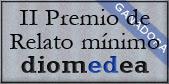 Ganadora del II Premio de Relato mínimo Diomedea