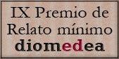 IX Premio de Relato mínimo Diomedea