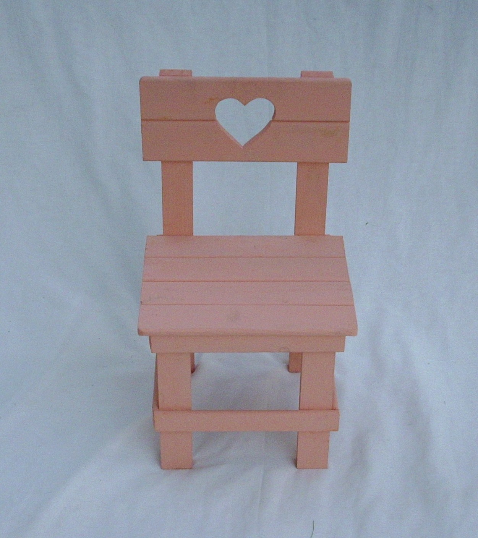 Jr mesas y sillas parachicos silla de pino pintada de - Sillas de pino ...