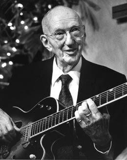 George Van Eps 7-String Guitarist