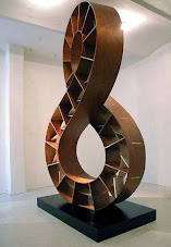 Moebius Strip Sculpture
