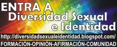 Te recomiendo Diversidad Afectivo Sexual e Identidad