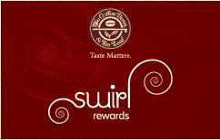 SWIRL Rewards Card