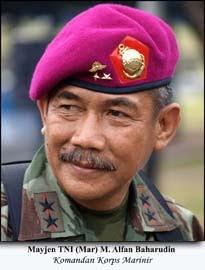 Komandan Korps Marinir