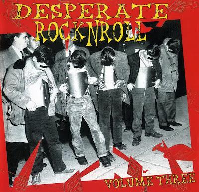 Desperate Rock ' n ' Roll  Volume 3