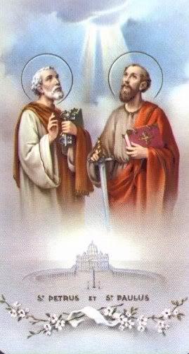 Lễ Thánh Phêrô và Thánh Phaolô, Tông Đồ - Lm. Inhaxiô Hồ Thông