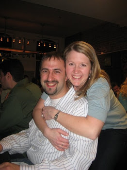 Sarah and Bryan