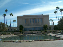 Mesa, Arizona LDS Temple