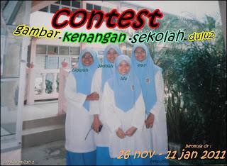 Contest Gambar Kenangan Sekolah Dulu1