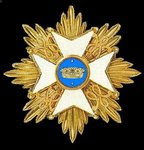 The Order of the Crown.