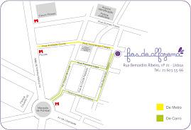 MAPA PARA CHEGAR À FIOS DE ALFAZEMA  Podem clicar no mapa que vai direccionar para um maior