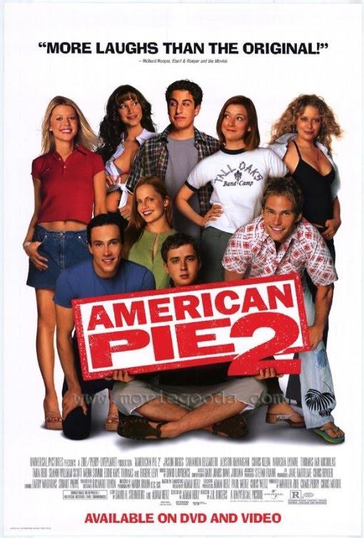 Baixar American Pie 2 A Segunda Vez é Ainda Melhor Download Grátis