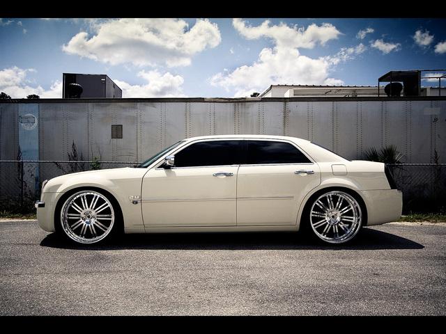 Carros Tuning Chrysler C300 E 300c