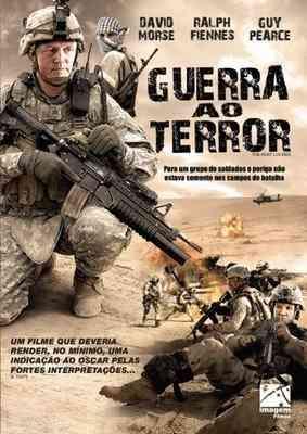 Filme Poster Guerra ao Terror DVDRip RMVB Dublado