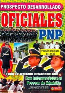 TEMARIO DESARROLLADO DEL PROSPECTO DE OFICIALES