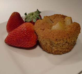 pear cornmeal muffins inspired by babycakes makes 12 muffins 3