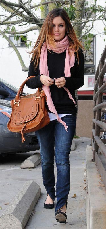 Viva La Fashion I Beauty + Life Style Blog: Rachel Bilson + Chloe ...