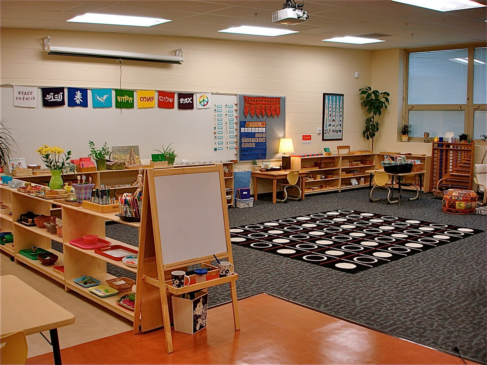 the classroom environment Creating an ell-friendly learning environment the phrase ordinary classroom work—meaning what we expect students to be able to learn in english—is a good.
