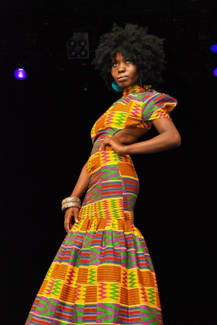 I Wear African Fashion Show Los Angeles