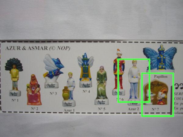 Mille Et Une Feves Azur Et Asmar 2007