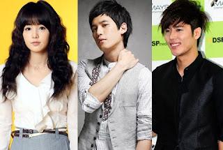 Nam Gyuri - SS501 Kim Kyu Jong - Park Ki-Woong en el drama 'Love Triangle' PP10021600009