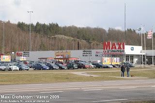 maxi, ica, olofström