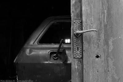 Opel, Kadett, gammal, rostig, old, rusty